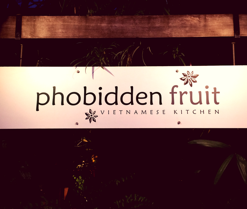Phobidden Fruit Restaurant Review