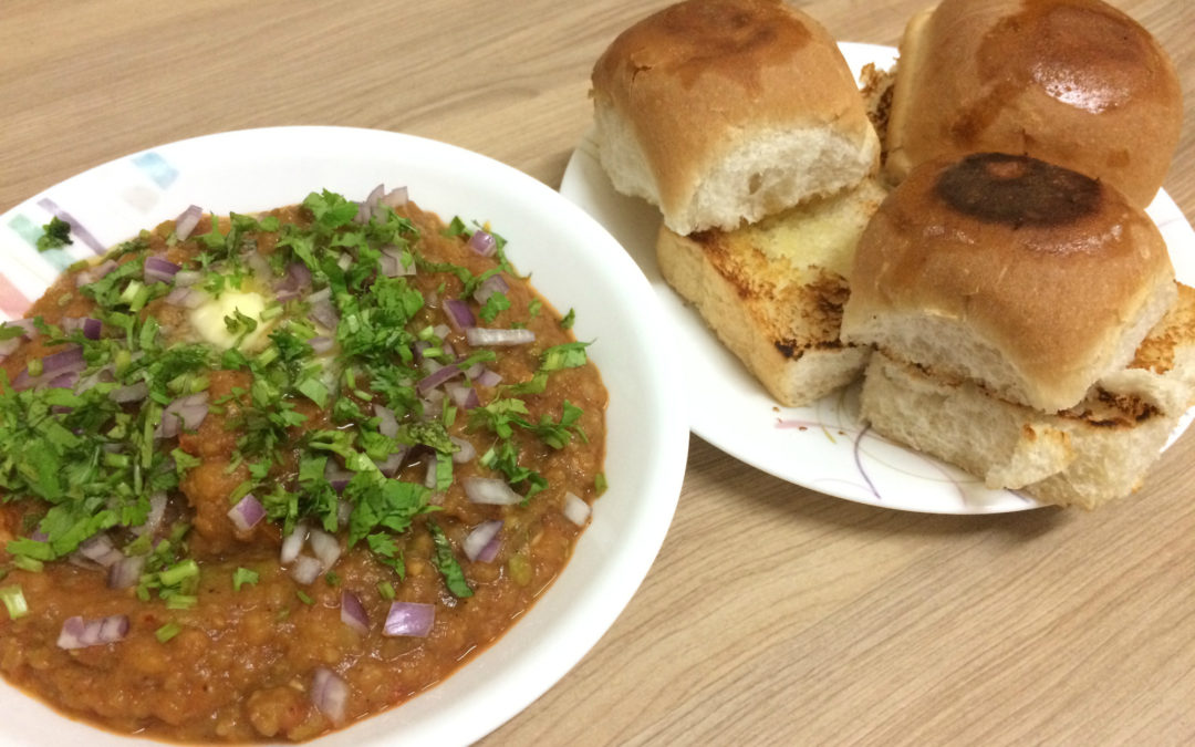 Step by Step Authentic Mumbai Style Pav Bhaji